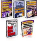 5 Larry Dotson PLR eBooks