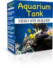 Aquarium Tank Video Site Builder