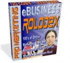 eBUSINESS ROLODEX